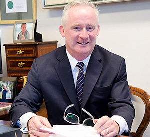 Marty Kavanagh – Honorary Consul of Ireland, Western Australia