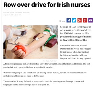 Row_over_drive_for_Irish_nurses_-_The_West_Australian
