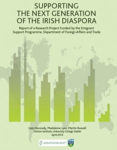Supporting the Next Generation of Irish Diaspora